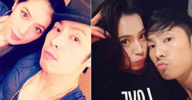 Vanness Wu dan istri (Foto: Toggle)