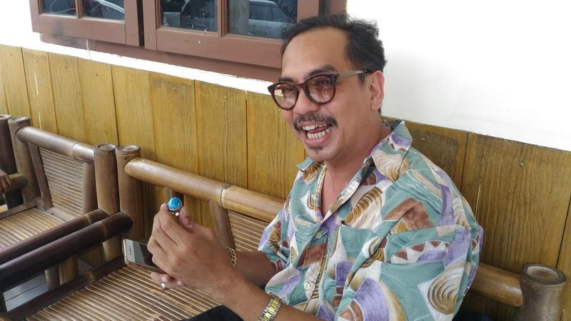 Indra Birowo. (Foto: Vania/Okezone)