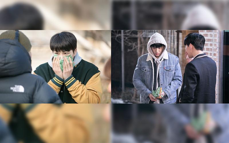 Kai EXO Kedinginan saat Syuting di Luar Ruangan. (Foto: Soompi)