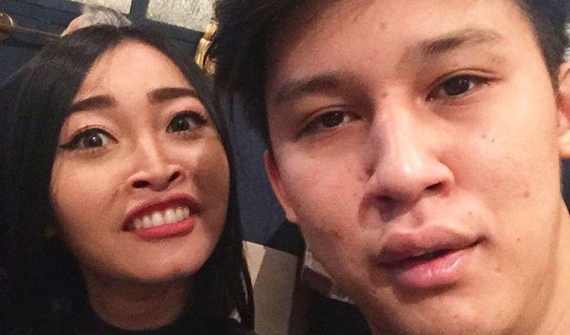 Rini dan Jevin (Foto: Instagram)