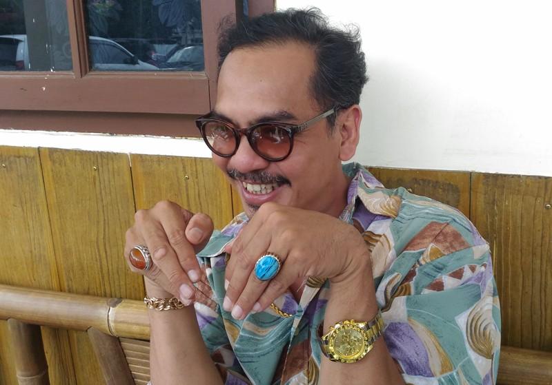 Indra Birowo (Foto: Vania/Okezone)
