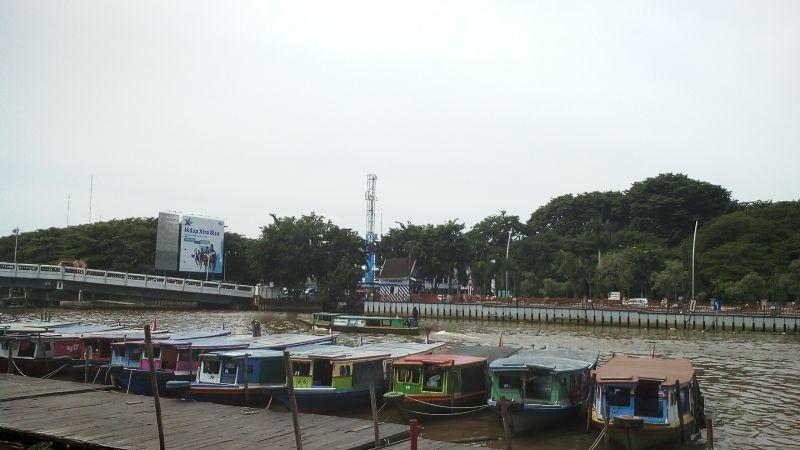 Jalan-Jalan ke Banjarmasin Harus Coba Wisata Susur Sungai Martapura
