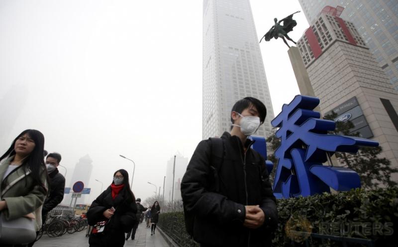 Kapok Diserang Kabut Asap, China Hadirkan Hutan Buatan
