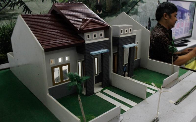 \TERPOPULER: Wow! Rumah di Pinggiran Jakarta Masih Ada yang Seharga Rp100 Jutaan\