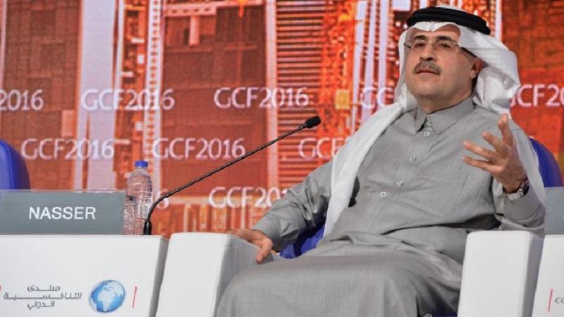 \RAHASIA SUKSES: Kiprah Amin H Nasser Selamatkan Saudi Aramco\