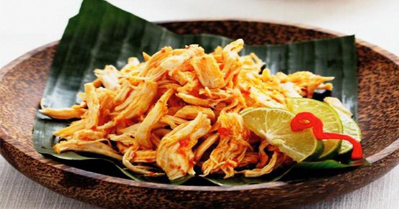 RESEP NENEK: Ayam Pelalah, Lezatnya Kuliner Bali Bisa Dibikin Sendiri