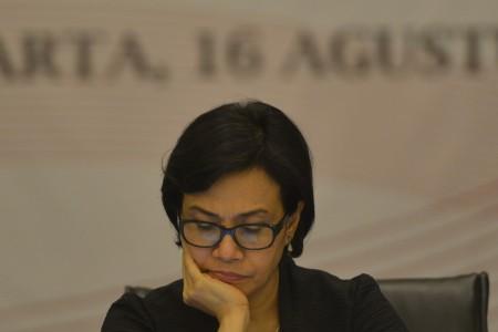\Sri Mulyani: Kelola Anggaran Tak Baik Gambarkan Negara yang Amburadul\