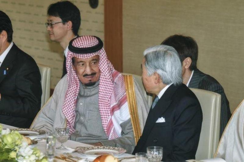 \RAJA SALMAN: Datang ke Indonesia Momentum Tingkatkan Ekonomi RI-Arab Saudi\