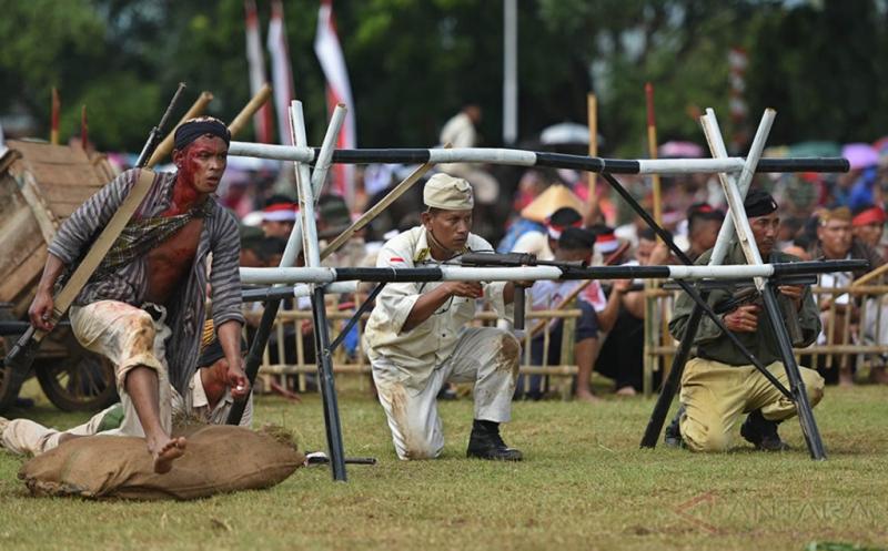Komunitas Reenactment Akan Gelar Drama Kolosal Serangan Umum 1 Maret 1949 di Yogyakarta