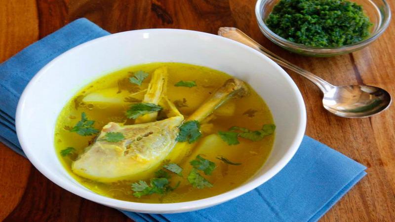 RESEP PILIHAN: Ayam Rebus ala San'a Khas Yemen untuk Makan Malam