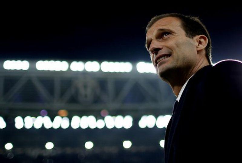 Massimiliano ALlegri, pelatih Juventus (Foto: Marco Bertorello / AFP)
