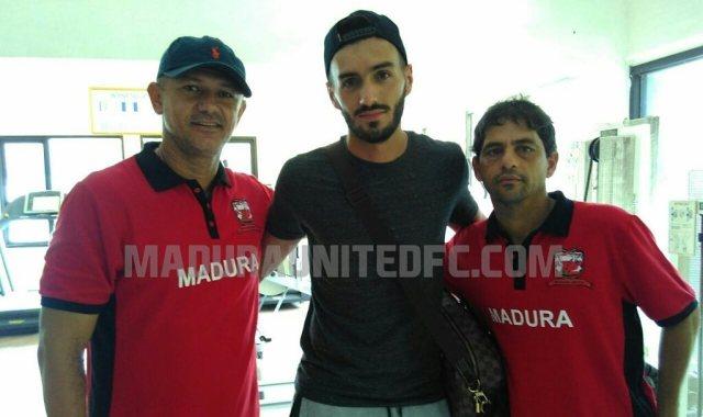 (Foto: Twitter Madura United)