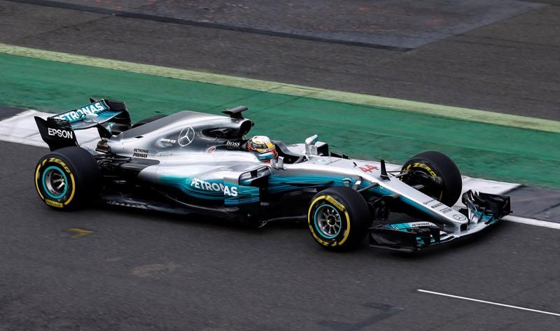 Lewis Hamilton. (foto:Reuters)