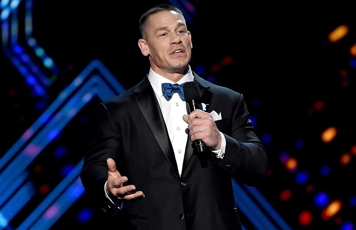 John Cena MC Kids Choice Awards. (Foto: ETonline)
