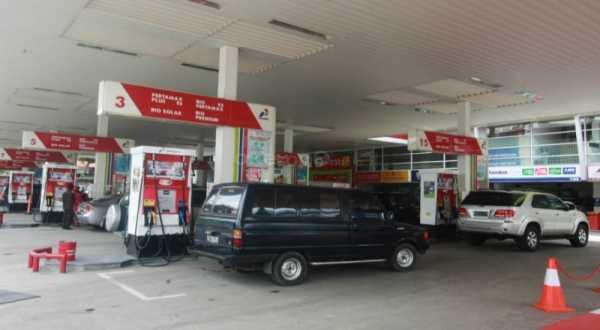 \Menteri Jonan: 5.000 SPBU Wajib Punya 1 Dispenser Gas!\