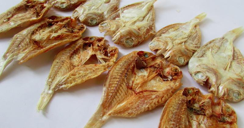 Trik Cerdas Pilih Ikan Asin Bebas Formalin