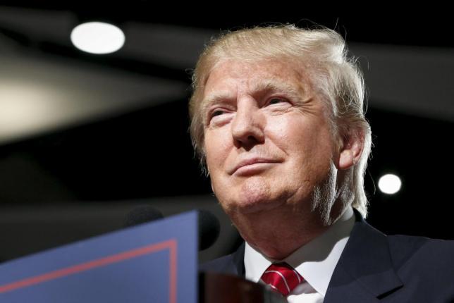 \Trump Effect Pancarkan Sinyal Positif pada Laporan Tenaga Kerja AS\