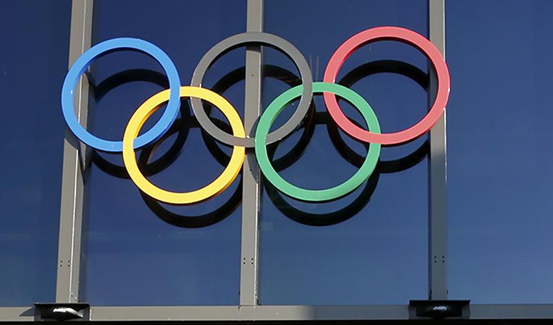 Lambang Olimpiade (Foto: Reuters)