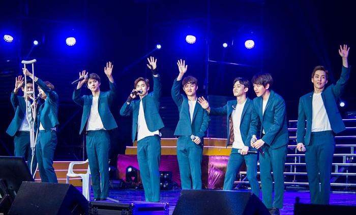 EXO. (Foto: Mashable)