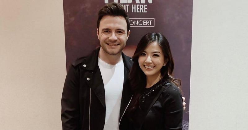 Franda dan Shane Filan (Foto: Instagram)