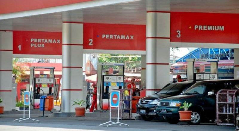 \Penjualan Pertamax Cs Naik 257%, Premium Turun 11,7% di 2016\
