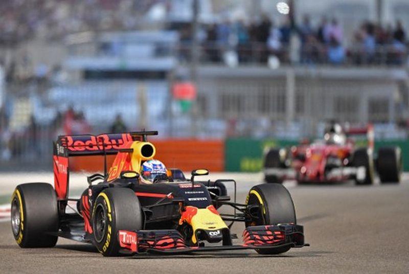 Daniel Ricciardo (Foto: Andrej Isakovic / AFP)