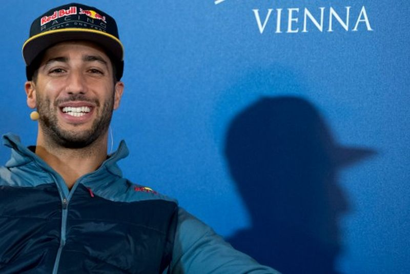 Daniel Ricciardo (Foto: Joe Klamar / AFP)