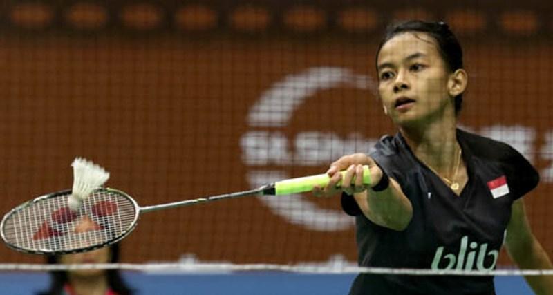 Dinar. (Foto: BadmintonIndonesia)