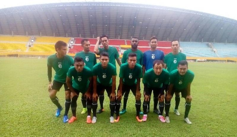 Sriwijaya FC. (Foto: Mewan Haqulana)