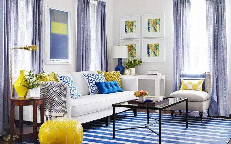 Ide Elegan Membuat Ruang Tamu Jadi Menarik dengan Dekorasi seperti Ini