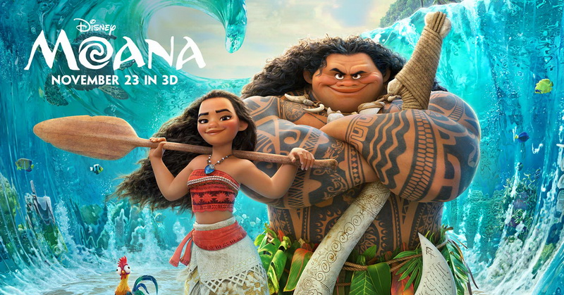 Moana (Foto: Disney)