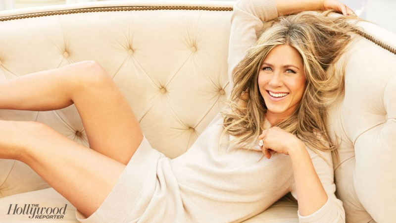 Jennifer Aniston (Foto: Hollywood Reporter)