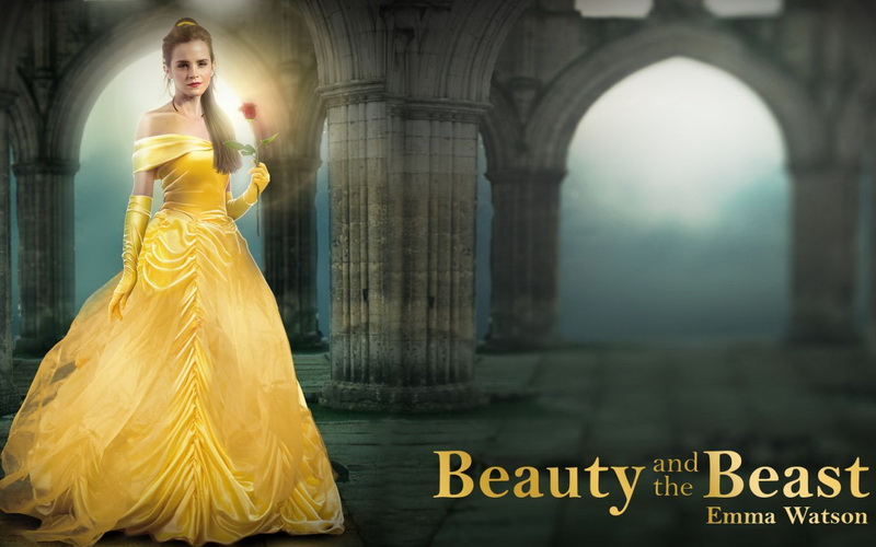 Poster Beauty and the Beast (Foto: Aceshowbiz)