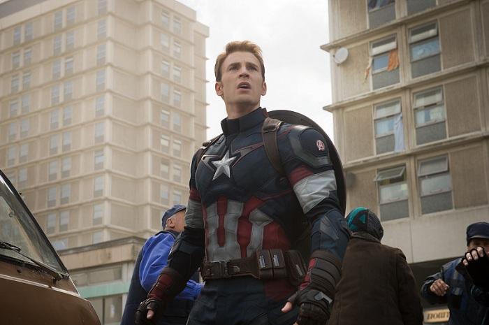 Chris Evans Captain America. (Foto: Independent)