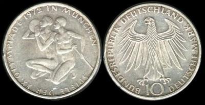 Medali di Olimpiade Munich 1972 (Foto: Olympic.org)