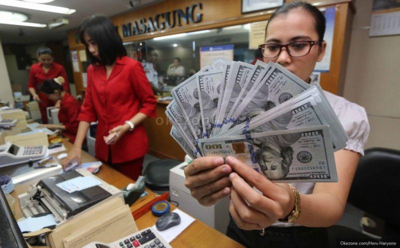 \BUSINESS HITS: Loh Kok Dolar Amerika Tak Bertenaga?\