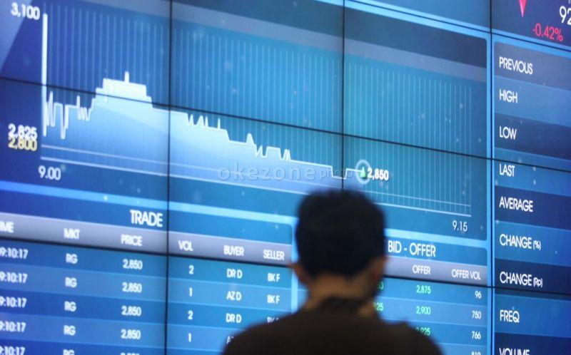 \BUSINESS HITS: Prestasi Gemilang, IHSG Semakin Meroket ke 5.540\
