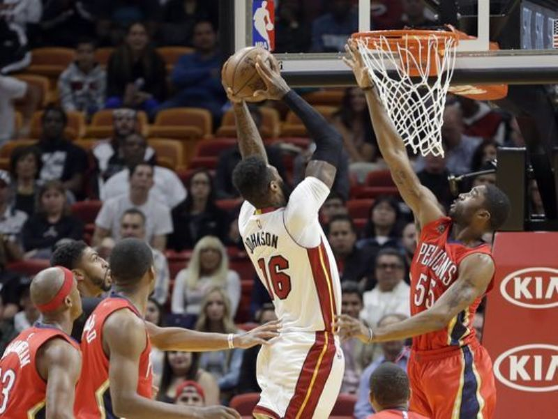 Miami Heat. (Foto: Alan Diaz/AP)
