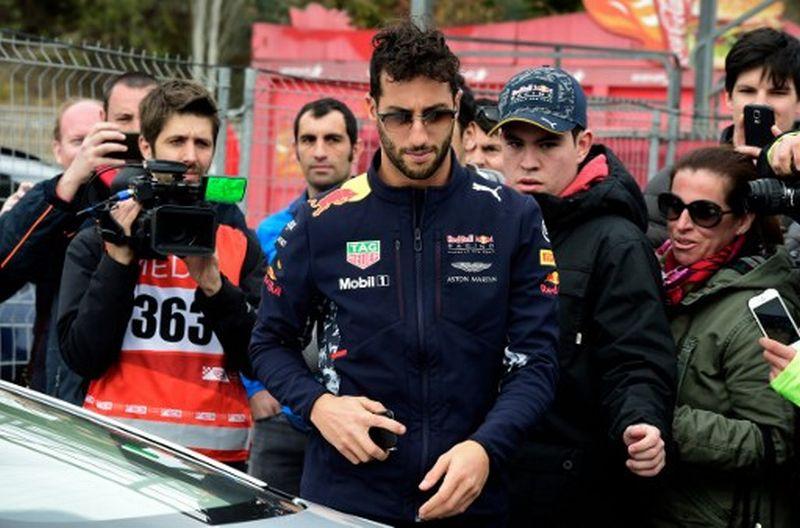 Daniel Ricciardo (Foto: Jose Jordan / AFP)
