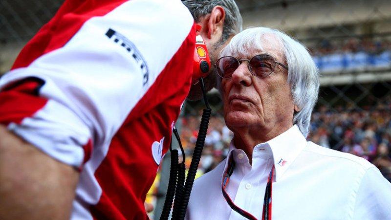 Bernie Ecclestone. (Foto: Sky Sport)