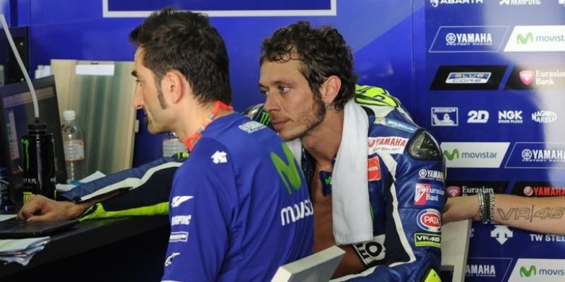 Valentino Rossi. (Foto: AFP)