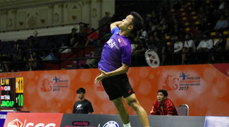 Anthony Ginting. (Foto: Badminton Indonesia)