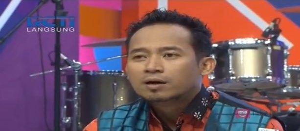 Dahsyat Denny Cagur. (Foto: RCTI/Twitter)