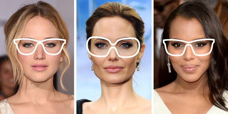 Tips Memilih Frame Kacamata Sesuai dengan Bentuk Wajah