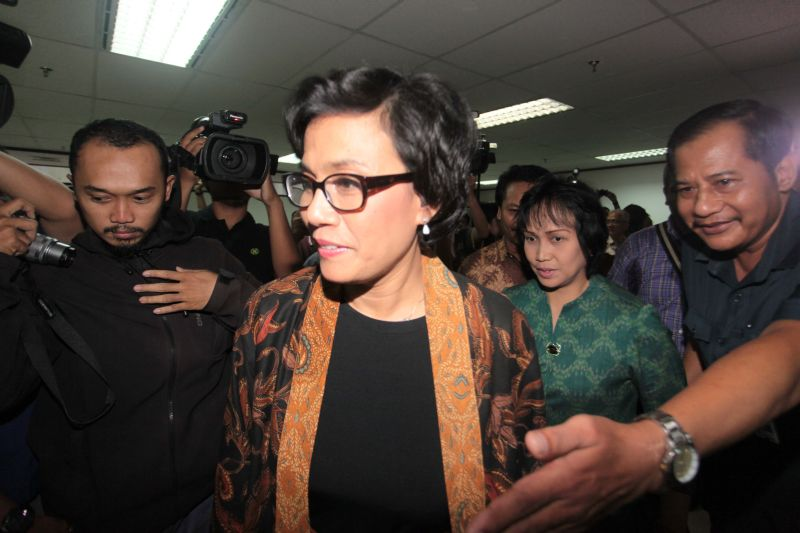 \Sri Mulyani Minta Indonesia Masuk Financial Action Task Force\
