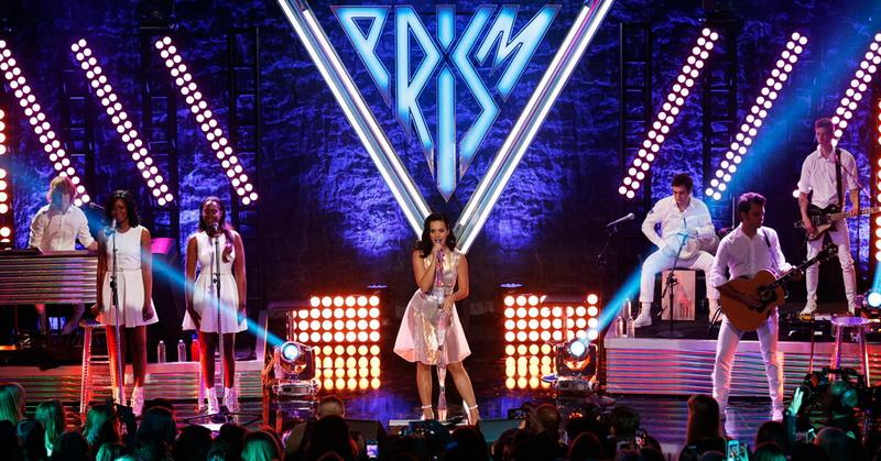 Katy Perry (Foto: Okezone)