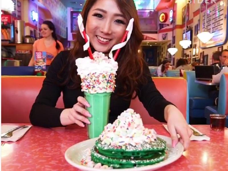 Rayakan St. Patrick's Day, Restoran Ini Sajikan Hidangan Serba Hijau