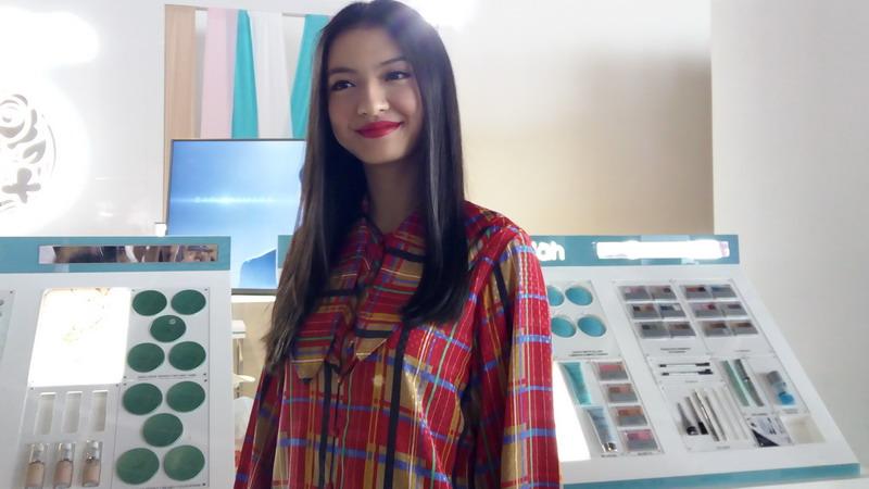 Raline Shah (Foto: Rima/Okezone)