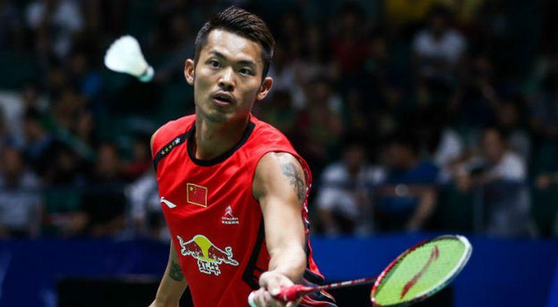 Tunggal putra China, Lin Dan (Foto: Laman resmi All England)