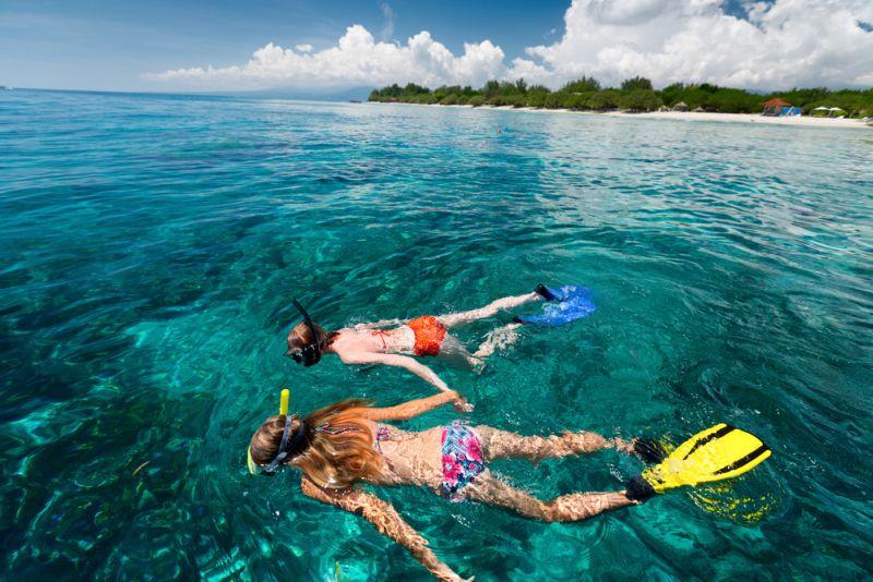 Sensasi Berpetualang di Hutan Laut Kawasan Wisata Nongsa Batam